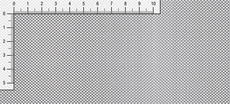 Lamiera stirata tonda ST2,5