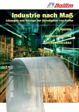 Industrie Streckmetall